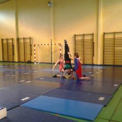 L'atelier gymnastique acrobatique