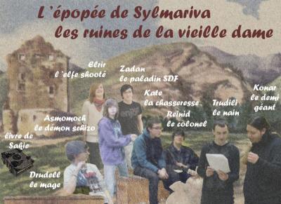 Sylmariva, l'Epopée de la vieille Dame