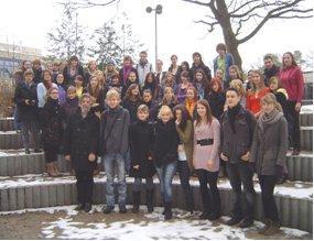 Otto-Hahn-Gymnasium Gifhorn février 2011