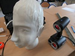 scanner et imprimante 3D