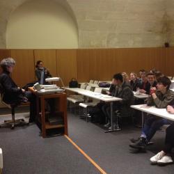 Conférence de Ludovic Laugier, conservateur du Louvre, antiquités romaines