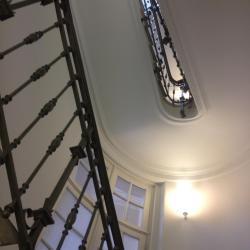 escalier de service