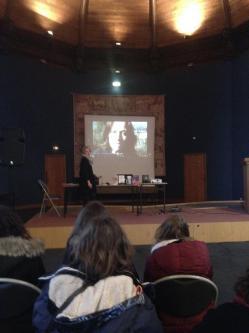 remise du prix Gayant à Séverine Vidal