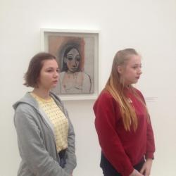 Picasso, période bleue et rose