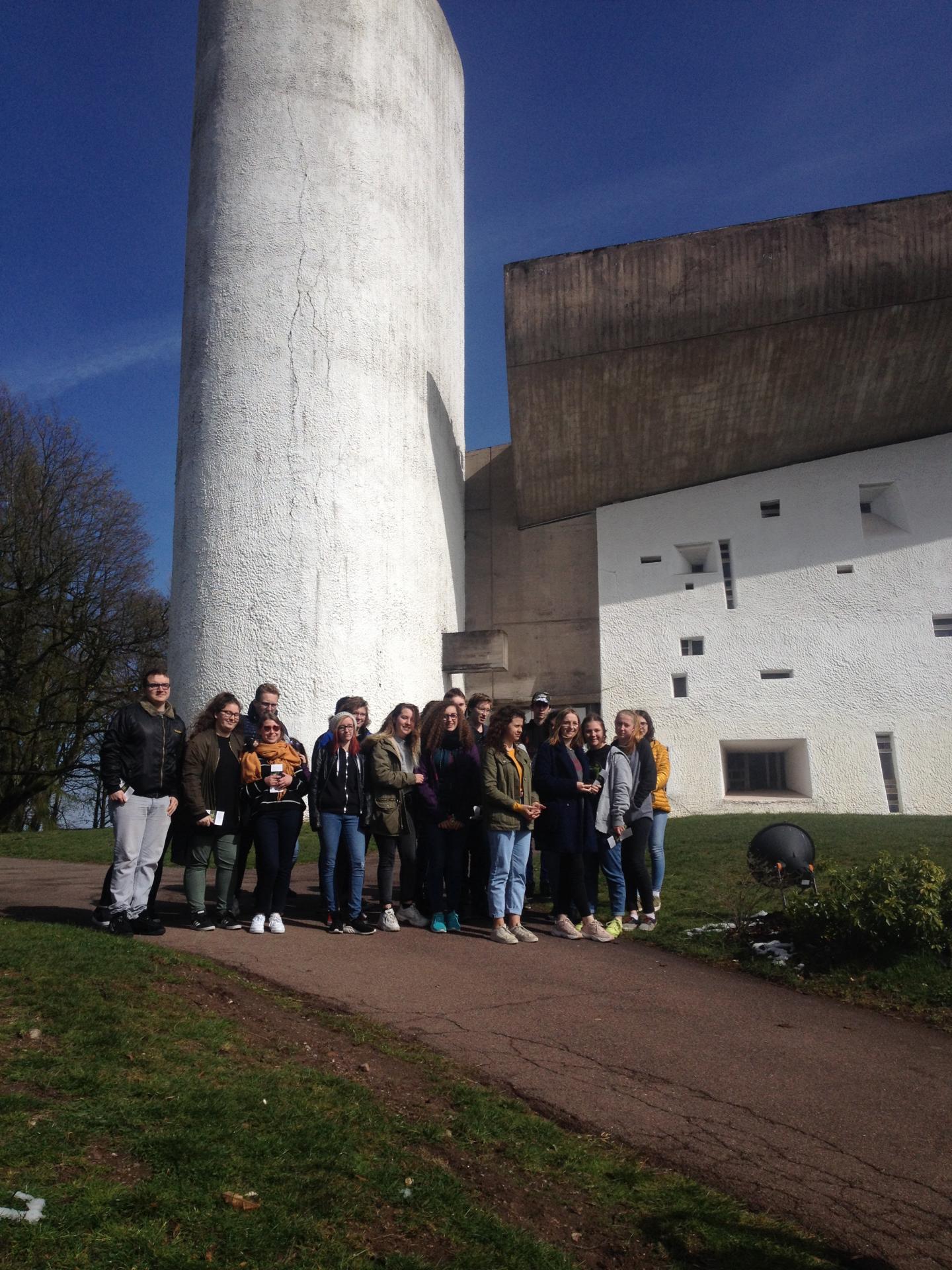 ND du Haut, Ronchamp, Le Corbusier
